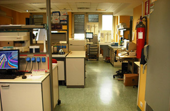 Laboratory of Clinical Chemistry and Microbiology